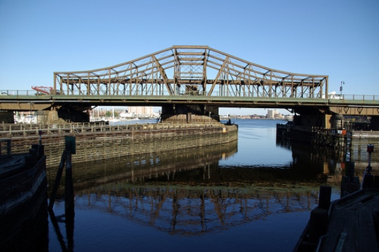 Il famoso Charleston Bridge