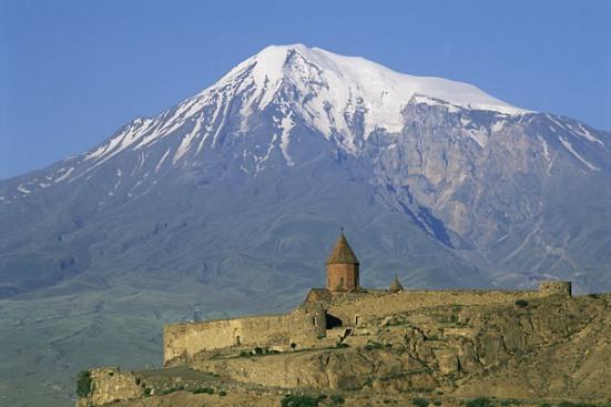 La bellissima Armenia