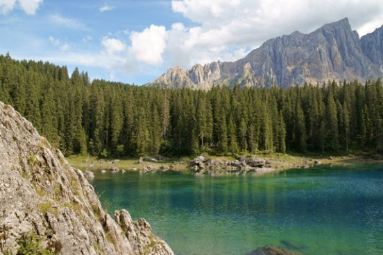Panorama del Trentino