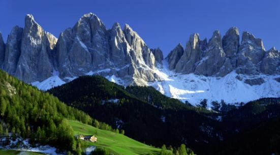 Le perle delle Alpi