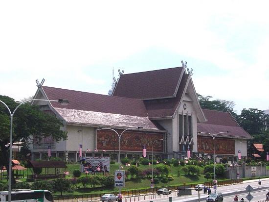National Museum di Kuala Lumpur