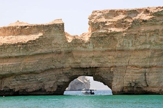 Vacanza in Oman