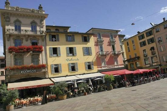 Centro di Lugano