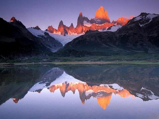 """La meravigliosa """"Terra del Fuoco"""""""