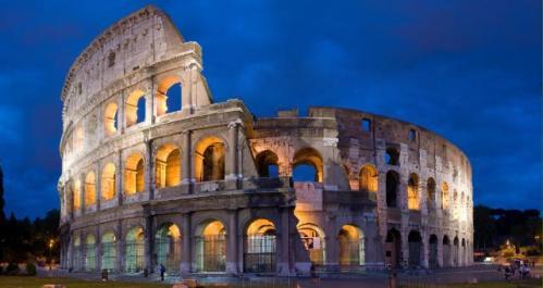 Vacanze a Roma: visita al Colosseo