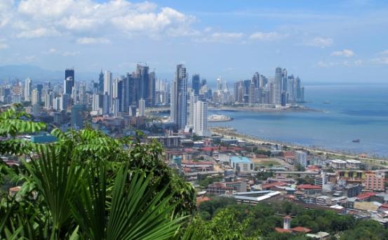 Panama città