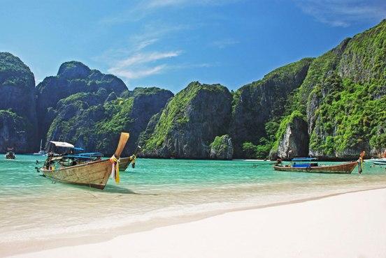 Spiagge della Thailandia