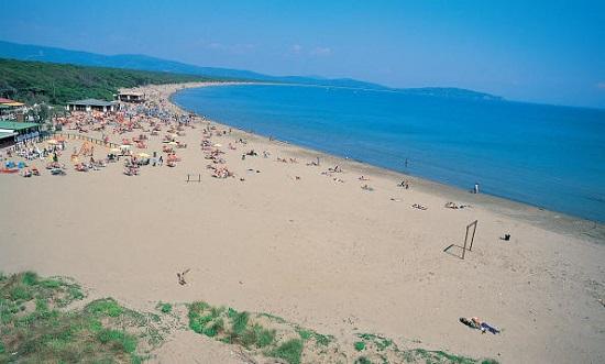 spiaggia feniglia