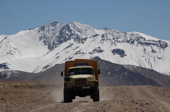 Il Parco Nazionale del Pamir