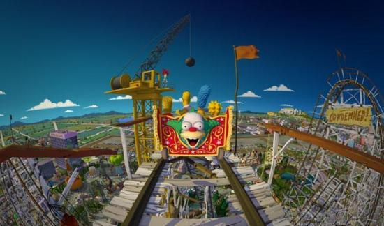 parco-divertimenti-Simpson-Orlando-9