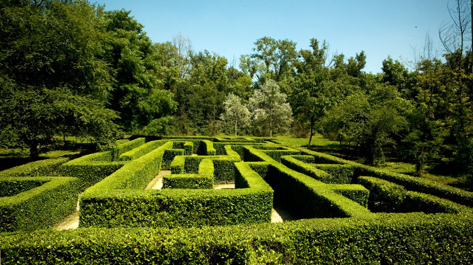 I labirinti pi belli d italia for Giardino labirinto