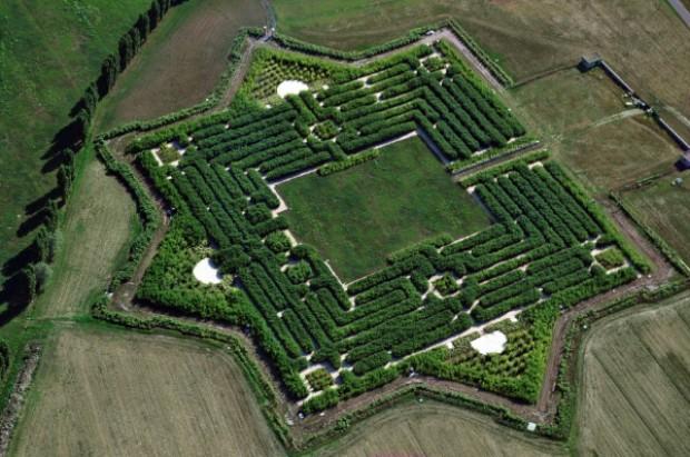 labirinto culturale di Fontanellato