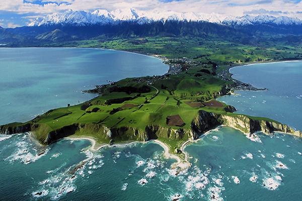 Vacanza in Nuova Zelanda
