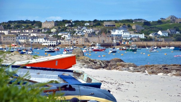 Vacanza alle isole Scilly
