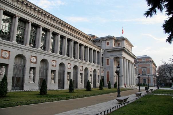 Museo-del-Prado-Madrid
